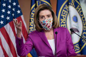 House Speaker Nancy Pelosi Sets Out ...