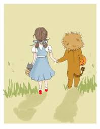 items similar to wizard of oz friendship art wall art print art on etsy on oz designs wall art with rose hill designs may 2013 wallpaper quotes pinterest
