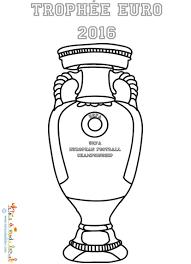 De La Coupe De L Euro 2016 Coloriage De L