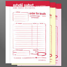 Invoice Books Quote Books Receipt Books Printed Free Delivery