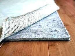 best rug pad for hardwood floors area pads superior lock 1 4 rugs over carpet