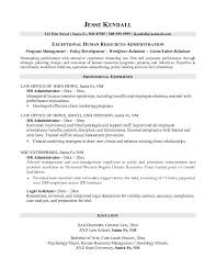 Best Solutions of Sample Resume For Hr And Admin Executive In Resume