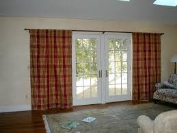 french doors curtains. Brilliant French French Door Curtains  Ideas For Inside Doors