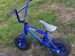 bandit mini bmx bicycle 50 00