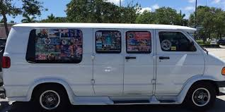 Image result for the florida bombers van