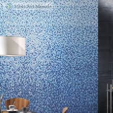 recycled glass mosaic tile design p1563