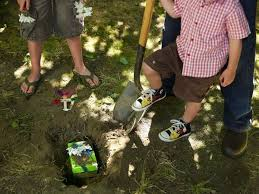 Small Pet Burial Pods By Paw PodsDog Burial Backyard