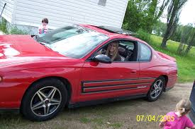 2004 Chevrolet Monte Carlo Supercharged SS related infomation ...