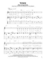 Volare - Domenico Modugno