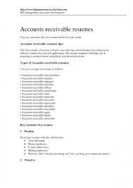 Resume Mail Clerk Simple Sample Watershed Manager Mailroom Job