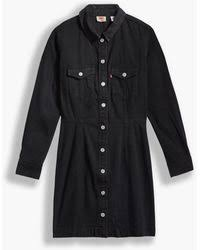 <b>Levi's</b> Casual and day <b>dresses</b> for Women - Up to 60% off at Lyst.co.uk