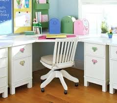 kids office desk. Corner Study Desks White Desk For Kids Home Decor Playroom Office Workstation With Hutch R