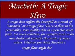 tragic flaw in macbeth hamartia 9 lady macbeth