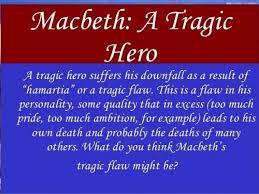 tragic flaw in macbeth hamartia 9 lady macbeth