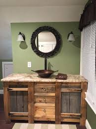reclaimed wood bathroom vanities low cost reclaimed wood bathroom vanity in rustic vanities and cabinets for a cozy touch decorate reclaimed wood bathroom