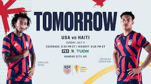 USA vs. Haiti preview: USMNT aims to ...