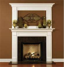 Innovative Wooden Fireplace Mantels Ideas Wood Fireplace Mantels And  Surrounds Wonderful Storage Design