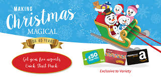Welcome To The Best Christmas Savings Club Variety Christmas