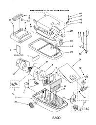 Electrolux vacuum cleaners wiring diagram model electrolux canister