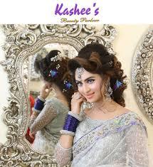 kashees bridal makeup and hairstyling look by kashif