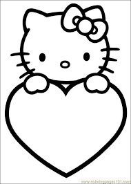 You can print or color them online at getdrawings.com for absolutely free. Valentines Coloring Pages Free Printable Coloring Page Valentines Day 09 C Valentine Coloring Pages Hello Kitty Colouring Pages Valentines Day Coloring Page