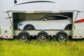 2018 used sundowner all aluminum fifth wheel gooseneck luxury toy hauler fifth wheel in florida fl