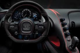 The bugatti chiron swims in molten torque. Bugatti Chiron Sport