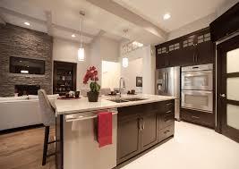 Kitchen Bulkhead New Homes In Edmonton Urbanity Custom Homes Ltd
