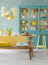 6 Secrets To Sunny Style Home Decor Decor Kitchen Wallpaper