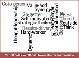 words not to use on a resumes 15 soft skills you should never use on your resume resumonk