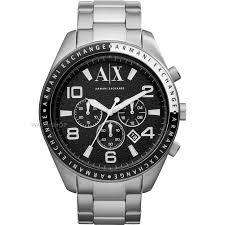 men s armani exchange zacharo chronograph watch ax1254 watch mens armani exchange zacharo chronograph watch ax1254