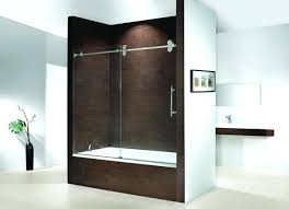 swinging shower door glass shower door of inc manufacturer and installer of glass sliding shower doors