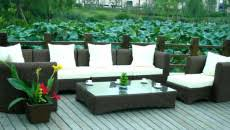 Walmart Outdoor Furniture Chair Cushions For Wicker Replacement