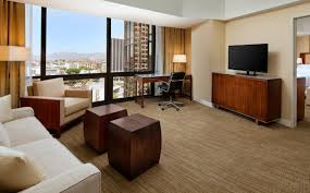 One Bedroom Suites Downtown Los Angeles Accommodation One Bedroom Tower Suite The