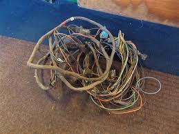 1967 mercury cougar xr 7 taillight wiring harness 68 cougar wiring harness Cougar Wiring Harness #37