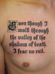 Christian Quotes Tattoos Best Of Christian Sayings Tattoos 24jpg Chest Tattoos Pinterest