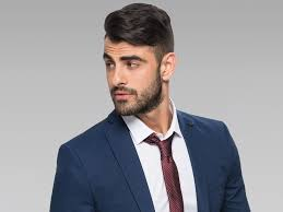 Mens Comb Over Hairstyle Mens Haircuts Hairstyles Supercuts