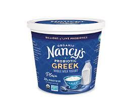 whole milk greek yogurt plain