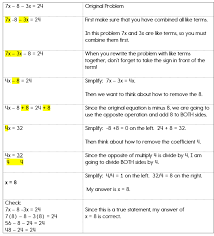 2 1 practice solving one step equations
