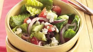fresh garden salad. Wonderful Fresh GlutenFree Garden Fresh Greek Salad On