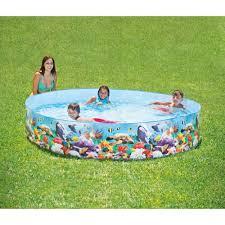 intex ocean reef snapset kids swimming pools for at