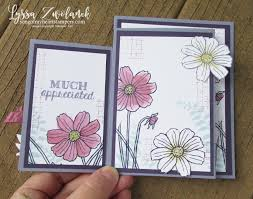 fold card photo tutorial easy four fold card song of my heart stampers