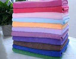 decorative bath towels purple. Purple Bath Towels Hot Towel Quick Drying Comfortable Microfiber Cleaning Large Decorative