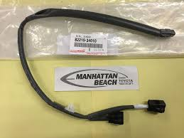 knock sensor wire genuine toyota knock sensor wire harness 3 4l v6 4runner tacoma t100 82219 34010