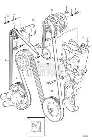 volvo penta exploded view schematic serpentine belt and Volvo Penta 5 0 Gxi Wiring Diagram 5 0gxi c, 5 0gxi cf, 5 0gxi d, 5 0gxi df, 5 0osi c, 5 0osi cf, 5 0osi d, 5 0 osi df volvo penta 5.0 gi wiring diagram