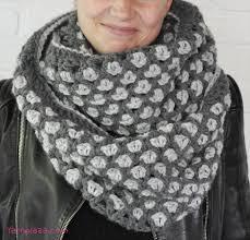infinity scarf crochet. crochet an infinity scarf - free pattern yarnplaza.com | for knitting \u0026 crocheting