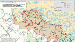 Forest Service expands Boundary Waters ...