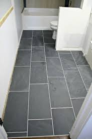laying tile in bathroom. Best 25 Slate Tile Bathrooms Ideas On Pinterest Of Laying In A Bathroom E