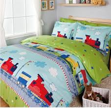 boys twin comforter regarding train bedding sets kids bed cover set sheets for decor 7