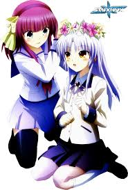 yuripee yurippe en taringa yurippe series review angel beats  yurippe chibigamer 137 38 kanade and yurippe